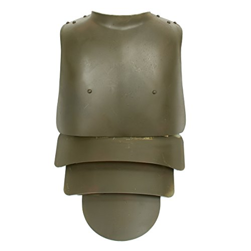 German WWI Trench Armor (Imperial Gunner Helmet compare prices)