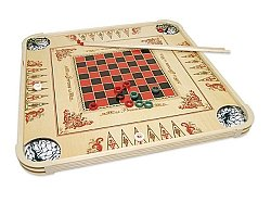 Carrom Game Board (Oversized)
