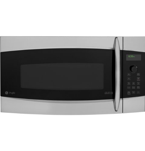 GE PSA2201RSS Profile Advantium 1.7 Cu. Ft. Stainless Steel Over-the-Range Microwave