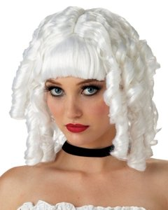 White Ghost Wig