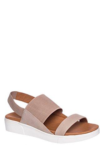 Lansbury Low Heel Sandal