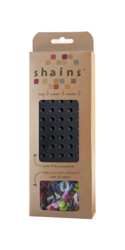 Shainsware iPhone Case With 33 Elements, Black - 1