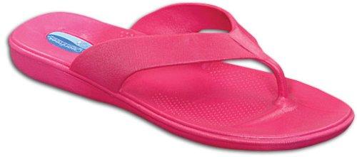 Cleenfreek Sportshygiene Women'S Sport Thong (Hot Pink - M) Size 7-8 front-570492