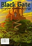 img - for Black Gate: Adventures in Fantasy Literature, Issue 3 (Winter 2001) book / textbook / text book