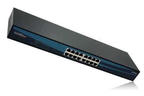 """Net Switch 10/100 16P EDIMAX ES-3116RL (19"""")"""