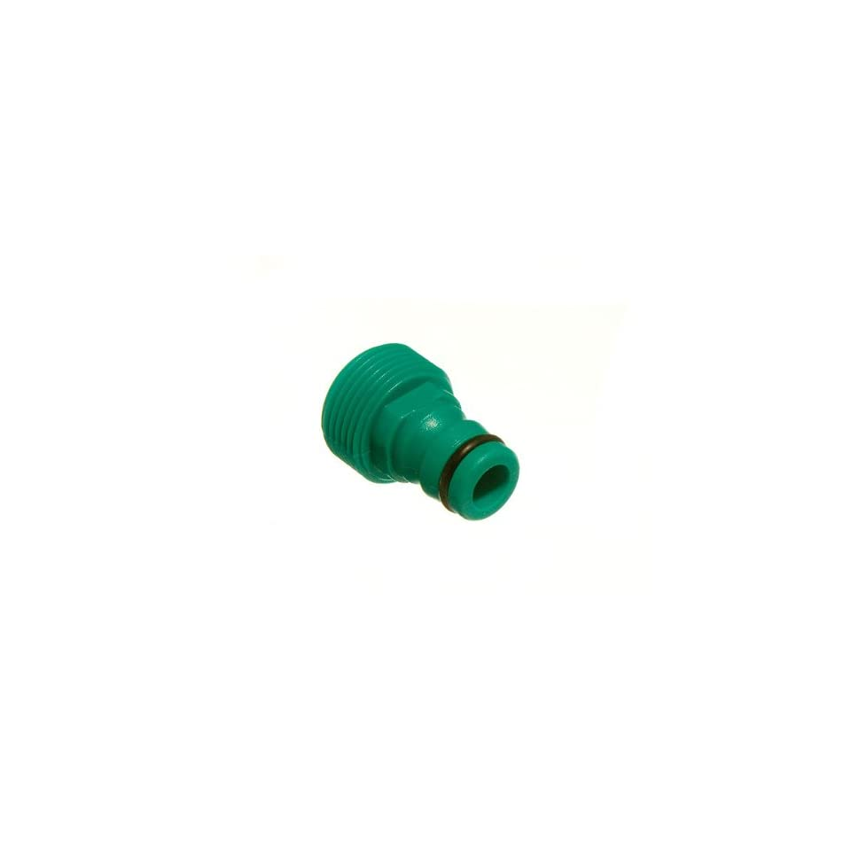 QUICK FIX TOOL SNAP FIT GARDEN HOSE TOOL ADAPTOR CONNECTOR ( pack of 10 )