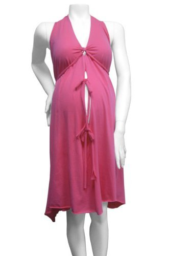 ba50be6a6b29a Pretty Pushers 100% Cotton Disposable Labor & Delivery Gown (Plus size 18-26