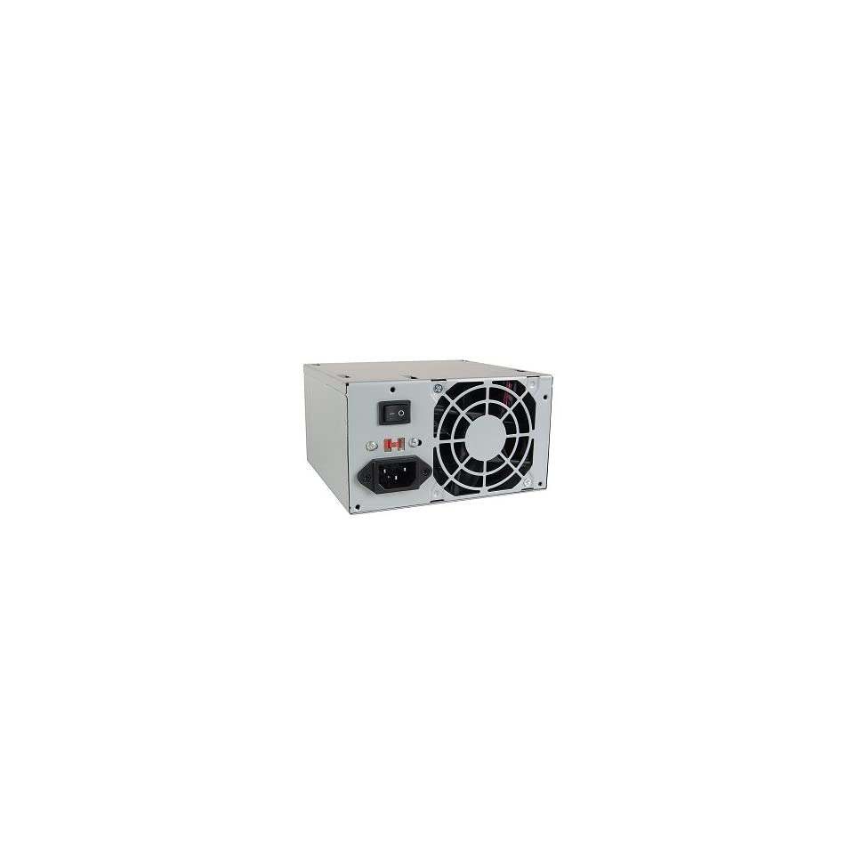 PowerKing Vista 500W 20+4 pin Dual Fan ATX Power Supply w/SATA & PCI Express