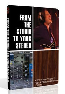 From The Studio To Your Stereo Volume 1 (Dvd)