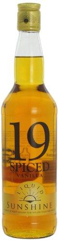 19 Spiced Vanilla Flavoured Trinidad Rum 70cl 35% ABV