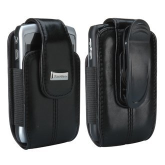 OEM BLACKBERRY LEATHER CASE POUCH for 8800 8820 8830 Blackberry: 8800 Black, 8820, 8830