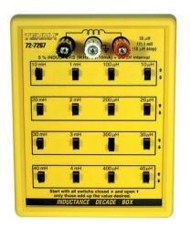 Electronix Express Inductance Decade Box image