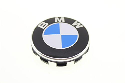 """Bmw Genuine Wheel Center Caps 68 Mm, A Set Of 4 Pieces"""