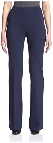 derek-lam-womens-patch-pocket-flare-pant-navy-4-us-40-it