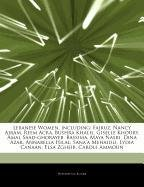articles-on-lebanese-women-including-fairuz-nancy-ajram-reem-acra-bushra-khalil-giselle-khoury-amal-