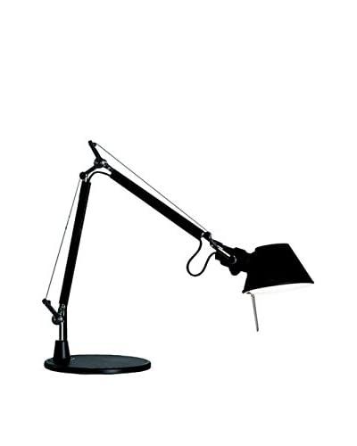 Artemide Lámpara De Mesa Tolomeo Micro Negro L 45 H 37 – máx 73 cm