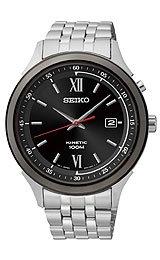 SEIKO Kinetic Watch, STAINLESS часы seiko kinetic m84 0ac0d srn054