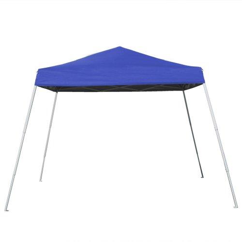 Caravan Canopy 10 by 10 Traveler Sport Instant Canopy, Blue