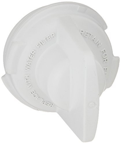 General Electric WR02X11613 Water Filter Bypass Plug by General Electric (Ge Refrigerator Plug compare prices)