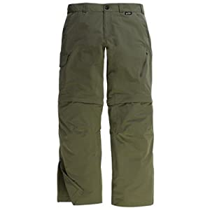 Eastern Mountain Sports Ems Mens Trailhead Zip-Off Pants, Inseam Options by Eastern Mountain Sports