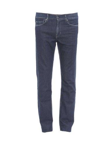 Jeans Slimmy Minimal Boston Night 7 For All Mankind W32 L34 Men's