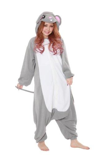 Mouse Kigurumi - Adults Costume front-344656