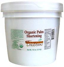 Tropical Traditions Organic Palm Shortening Via Amazon