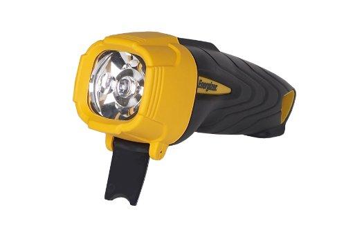 Energizer Rubber Led Flashlight, Industrial Large