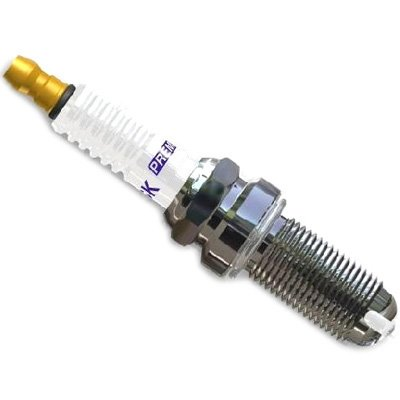Set Of 3 Brisk Performance Spark Plug Replaces Denso K20Hr-U11 - W/ 360-Degree Electrode Izzfcom0298