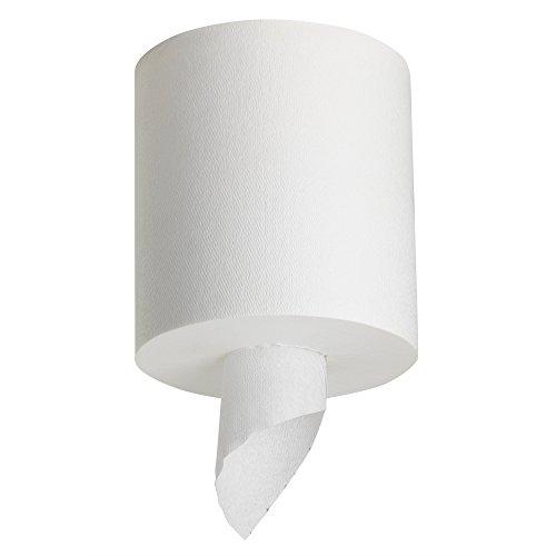 georgia-pacific-sofpull-28124-white-premium-1-ply-regular-capacity-centerpull-paper-towel-15-length-
