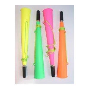 Bright neon colour Woofer Horn