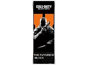 """Call of Duty Black Ops II (2) Orange Door Poster 22""""x34"""" Art Print Poster"""