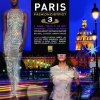 High Quality Cool Division Paris Fashion District Volume 3 Product Type Compact Disc Dance Collections Import