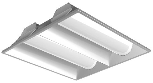 Led Recessed Troffer 2X2, 42W