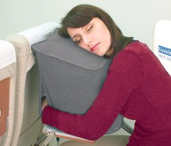 As Shown Inflatable Cabin Comfort Travel Pillow