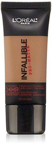 loreal-paris-cosmetics-infallible-pro-matte-foundation-makeup-classic-tan-1-fluid-ounce