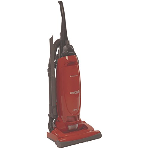 Panasonic MC-UG471 Bag Upright Vacuum Cleaner - Corded (Panasonic Vacuum Bags Hepa C compare prices)