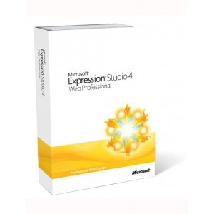 Microsoft Expression Studio Web Professional - ( v. 4.0 ) - complete package - 1 workstation - EDU - DVD - Win - English