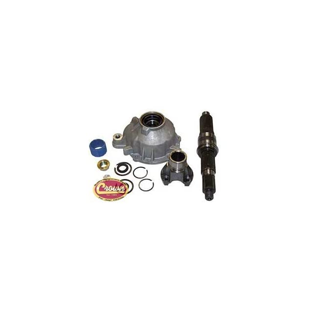 Jeep Wrangler (1987 2007) Slip Yoke Eliminator Kit with NP 231 Transfer Case SYE231
