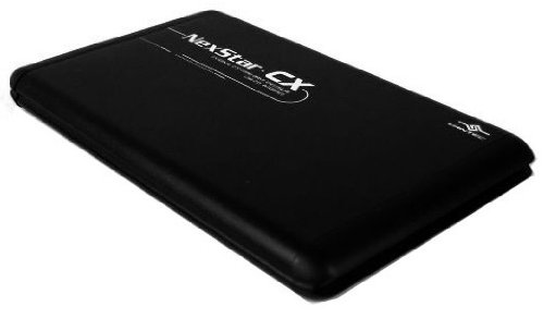 Vantec NexStar CX NST-200S2-BK 2.5-Inch SATA to USB 2.0 Exte