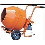 Wheel Barrow Portable Cement Concrete Mixer