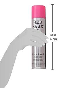 TIGI Bed Head Hard Head Hair Spray, 10.6 Ounce