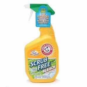 Arm Hammer Scrub Free Bathroom Cleaner