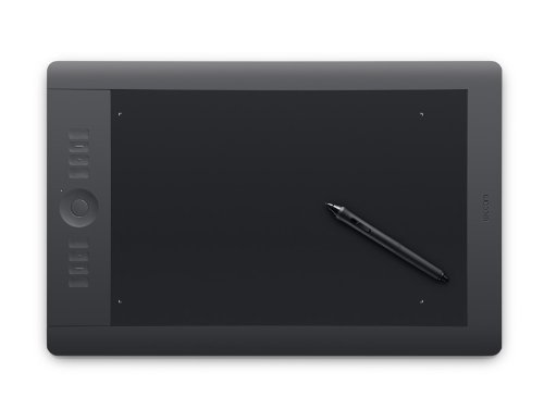 Wacom Intuos5 Pen and Touch Large Graphics Tablet