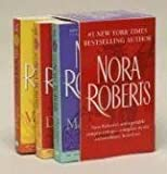 The Circle Trilogy: Morrigan's Cross; Dance of the Gods; Valley of Silence Boxed 3 Paperback Bo Edition by Roberts, Nora [2006]