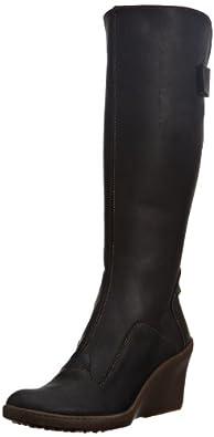 El Naturalista Pirita N813 Damen Stiefel, schwarz (black), EU 36