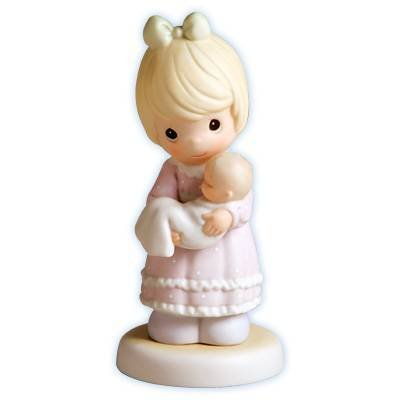 Precious Moments Figurine - A Special Delivery front-4914