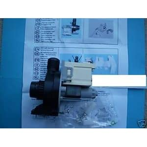 ZANUSSI AEG  WASHING MACHINE DRAIN PUMP 3588305601 9006