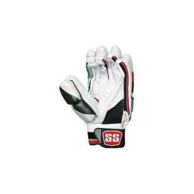 SS Super Test Left Hand Batting Gloves - Mens