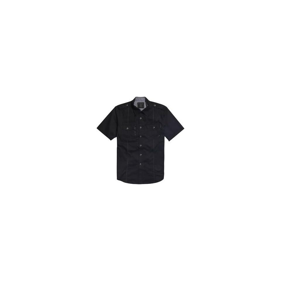 Fox Racing Ruckus Woven Shirt   Medium/Black